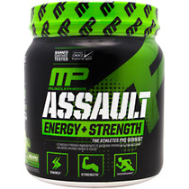 Assault, Green Apple, 30 Servings