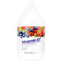 Vitamin D3, Mixed Berry, 1 Gallon (3.78 L)