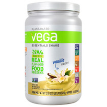 Essentials Shake, Vanilla, 18 Servings (21.9 oz)