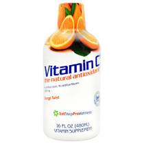 Vitamin C, Orange Twist, 16 FL. OZ. (480 ML)