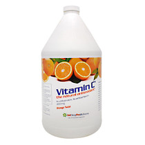 Vitamin C, Orange Twist, 1 gallon