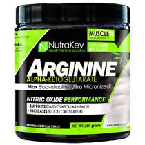 L-arginine, Unflavored, 250 Grams