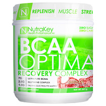 Bcaa Optima, Tahitian Fruit Punch, 30 Servings