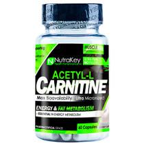 Acetyl L-carnitine, 60 Capsules, 60 Capsules
