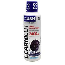 L-carnicut, Blue Raspberry, 31 Servings