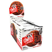 The Complete Cookie, Double Chocolate, 12 per Box - 4 Oz (113 g)