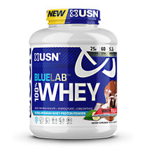 Blue Lab 100% Whey, Wheytella, 4.5 LBS