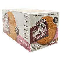 All-natural Complete Cookie, Snickerdoodle, 12 - 4 oz Cookies