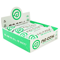 No Cow Bar, Mint  Cacao Chip, 12 Bars