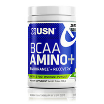 Bcaa Amino +, Green Apple, 30 Servings