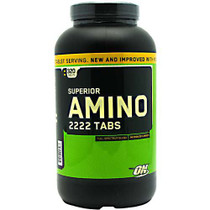 Superior Amino 2222 Tabs, 320 Tablets, 320 tablets