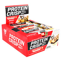 Protein Crisp, Birthday Cake Remix, 12 (2.01oz) Bars