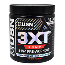 3xt Pump, Fruit Punch, 30 Servings