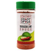 Oh My Spice, Sriracha Lime, 5 OZ (141G)