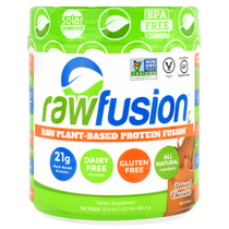 Raw Fusion, Natural Chocolate, 15 Servings