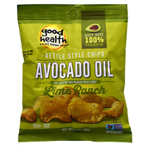 Kettle Chips, Lime Ranch, 30 - 1 oz (28g) bags