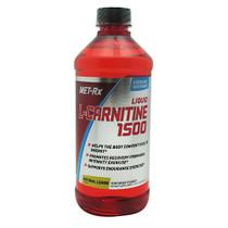 L-carnitine 1500, Natural Lemon, 16 fl oz
