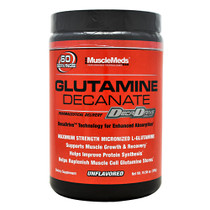 Glutamine Decanate, Unflavored, 60 Servings (10.58 oz)