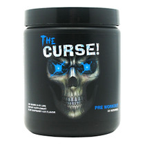The Curse, Blue Raspberry Ice, 50 Servings