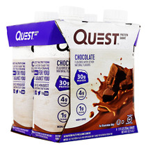 Quest Rtd Chocolate 12/case
