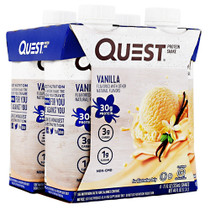 Quest Rtd Vanilla 12/case