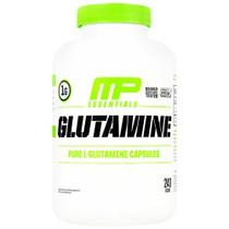 Glutamine, 240 Capsules, 240 Capsules