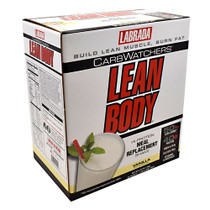 Lean Body, Vanilla, 20 - 2.29 oz Packets
