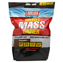 Muscle Mass Gainer, Chocolate, 12 lb (5443g)
