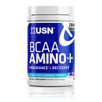 Bcaa Amino +, Blue Raspberry, 30 Servings