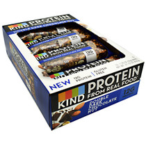 Protein Bar, Double Dark Chocolate Nut, 12 (1.76 oz) Bars