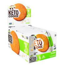 Keto Cookie, Coconut, 12 (1.6 oz) Cookies