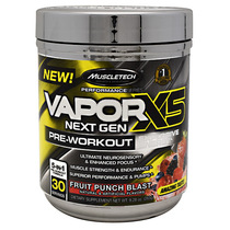 Vaporx5 Next Gen, Fruit Punch Blast, 30 Servings