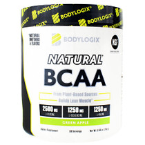 Natural Bcaa Green Apple 30/sr