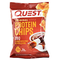 Protein Chips, Bbq, 8 (1.1 oz ) Bags