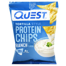 Quest Tortilla Chips Ranch 8/c