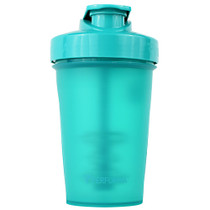 Shaker Bottle, Teal, 20 oz (500ml)