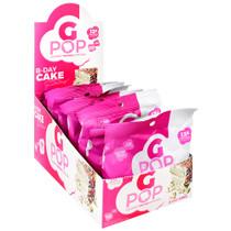Protein Popcorn, B-day Cake, 8 (2 oz) Bags