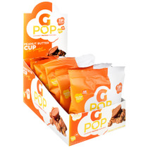 Protein Popcorn, Peanut Butter Cup, 8 (2 oz) Bags