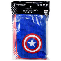Performance Towel, Captain America, 1 Towel