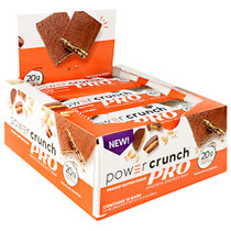 Power Crunch Pro, Peanut Butter Fudge, 12 (2.0 oz) Bars