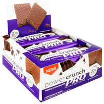 Power Crunch Pro, Triple Chocolate, 12 (2.0 oz) Bars