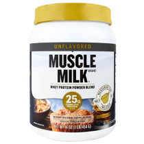 Mm 100% Whey Unflavored 1lb