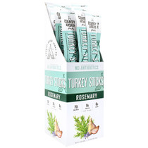 Turkey Sticks, Rosemary, 18 (1 oz) Sticks
