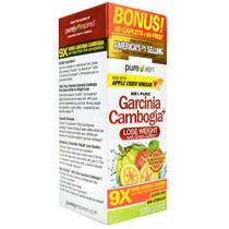 100% Pure Garcinia + Cambogia, 120 Veggie Caplets, 120 Veggie  Caplets