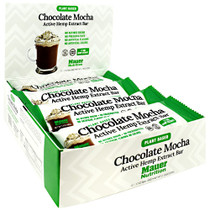 Active Hemp Bar Chc Mocha 12/b