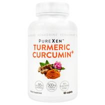 Turmeric + Curcumin, 60 Caplets, 60 Caplets