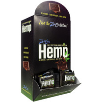 Hemp Squares. Dark Chocolate, 50 (.35 oz) Pieces