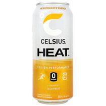Celsius Heat, Jackfruit, 12 (16 fl oz) Cans