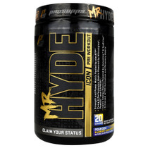 Mr. Hyde Icon, Poseidon (blueberry Lemon Wrath), 20 Servings (10.9 oz)