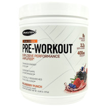 Pre-workout, Wildberry Punch, 25 Servings (14.85 oz)
